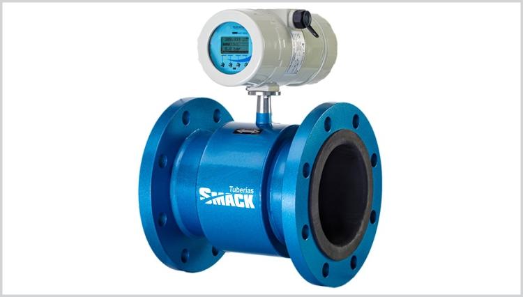 Medidor de Agua Electromagnético
