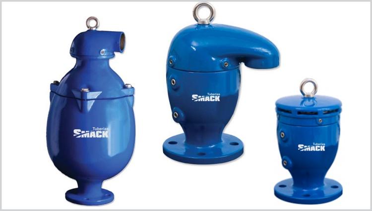 Válvulas de Aire para Aguas Residuales